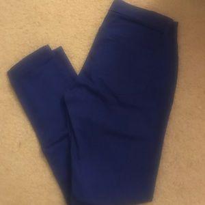 Women's royal blue rockstar jeans size 8
